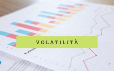 16. Volatilità