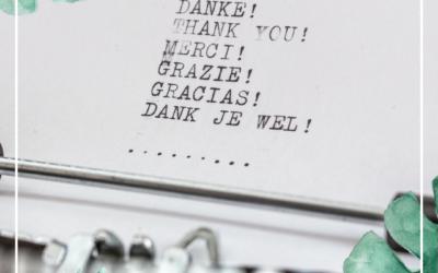 La gratitudine e l'importanza della sua espressione