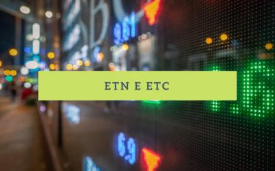 26. ETN ed ETC